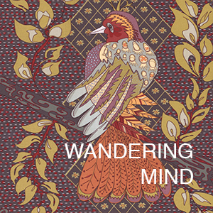 WANDERING MIND by Kathy Doughty