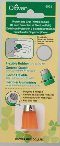 CLOVER PROTECT & GRIP THIMBLE Small