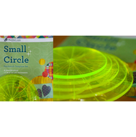 VC9-Small circle templates - 9 pieces