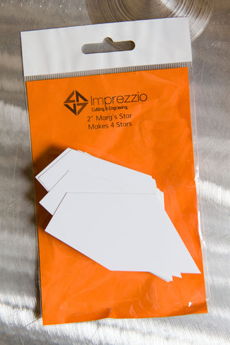 "2"" Margs Stars Papers"