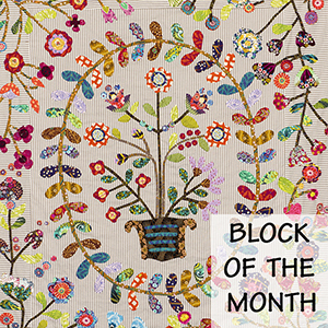 BLOCKS OF THE MONTH