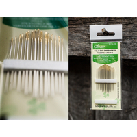 EMBROIDERY NEEDLES SIZE 3/9