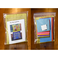 Big Bird cushion-Kit