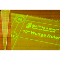 10 degree Wedge ruler