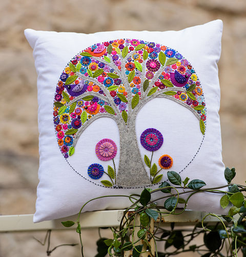 Mini Tree Of Life Cushion-kit