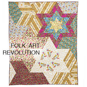 FOLK ART REVOLUTION by Kathy Doughty