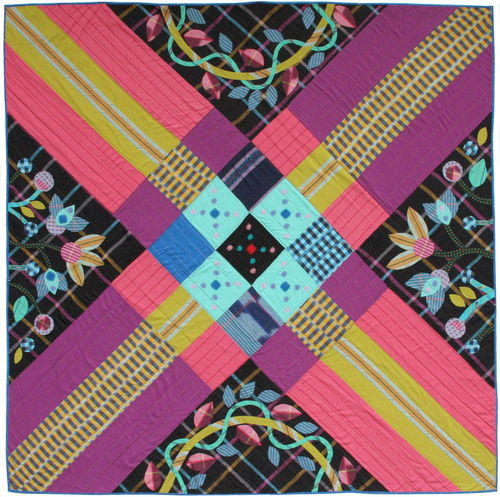 Cross Country Quilt-pattern