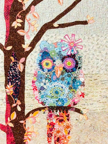 Cora... Common Owl-Pattern