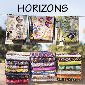 HORIZONS by Kathy Doughty for FreeSpirit Fabrics