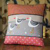Seaside cushion - Seagulls kit