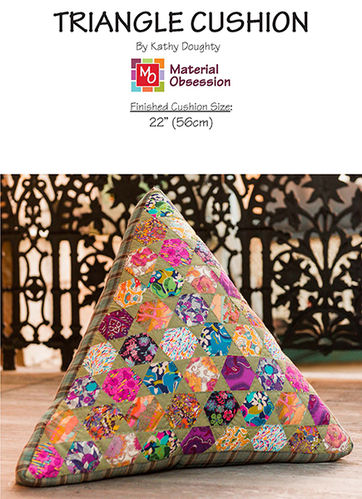 Liberty Hex Triangle Cushion-Kit