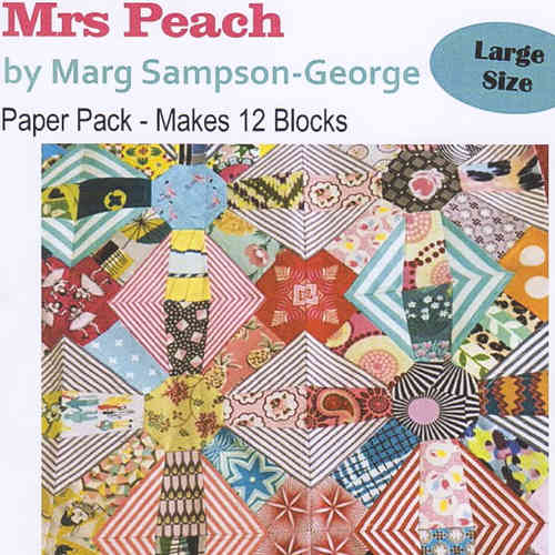 Mrs Peach Papers - Large