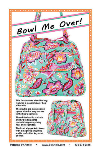 Bowl Me Over - pattern