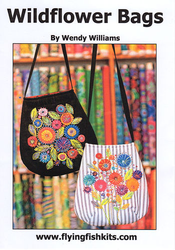 Wildflower Bags - pattern