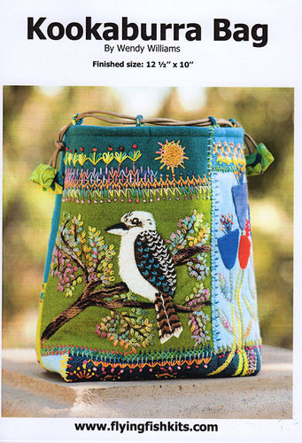 Kookaburra Bag - pattern