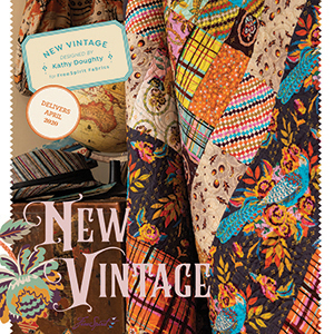 NEW VINTAGE by Kathy Doughty (PRE SALES ONLY)
