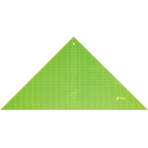 Triangle 90° - 9.5in