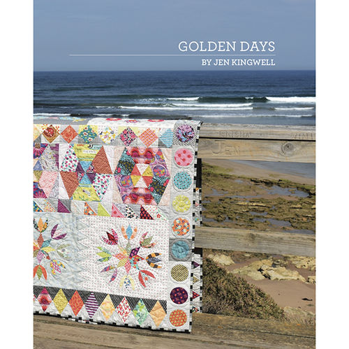 GOLDEN DAYS - Pattern Booklet