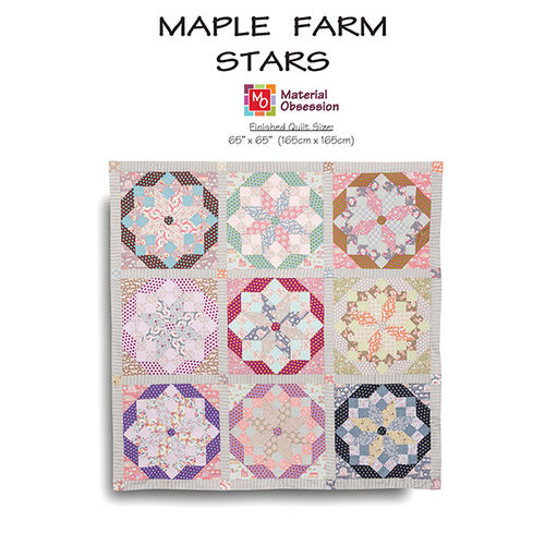 Maple Farm Stars- pattern