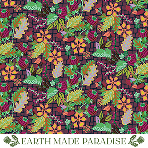 EARTH MADE PARADISE by Kathy Doughty