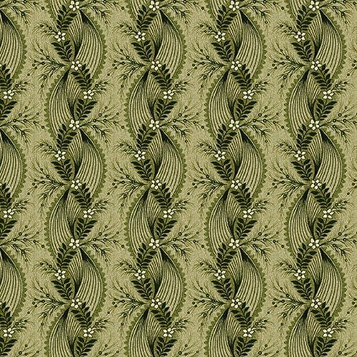 Twisted Ribbon - Olive